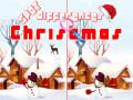Jogos Christmas Spot Differences