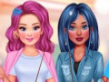 Jogos Crazy Hair School Salon