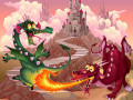 Jogos Fairy Tale Dragons Memory