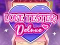 Jogos Love Tester Deluxe