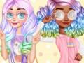 Jogos Princesses Kawaii Looks and Manicure