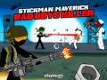 Jogos Stickman Maverick: Bad Boys Killer